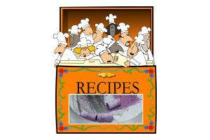 Ice cream roll recipes