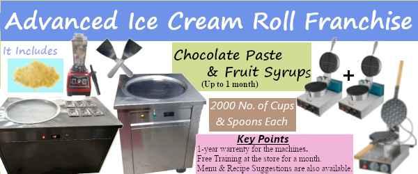 advanced tawa ice cream franchise